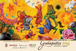 Guelaguetza oficial 2016